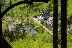 Aussicht von den Lengenberger Alpen