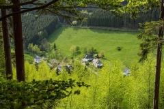 Aussicht von den Lengenberger Alpen2