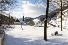 Lengenbeck im Winter 08