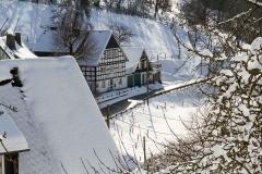 Lengenbeck im Winter 16
