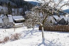 Lengenbeck im Winter 18