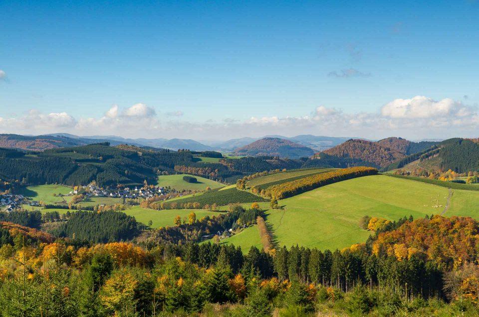 Kahler Asten-Steig