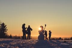 Astenheide im Winter 12