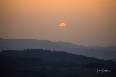 Saharastaub-Sonnenuntergang_Holthausen-01
