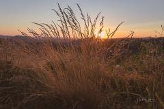 Sonnenuntergang im Lennetal 5