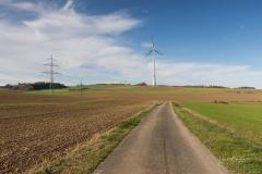 Windkraftanlagen bei Alme 6