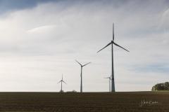 Windkraftanlagen bei Alme 5