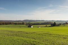 Windkraftanlagen bei Alme 8
