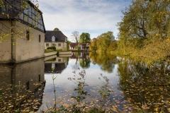 Almer Schloss und Schlossgraben