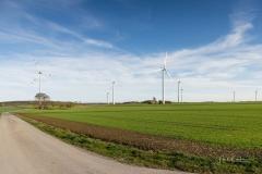 Windkraftanlagen bei Alme 2