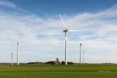 Windkraftanlagen bei Alme 3