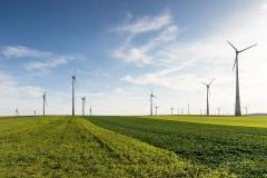 Windkraftanlagen bei Alme 7