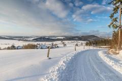 Schmallenberg-Almert im Winter 2
