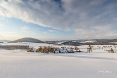 Schmallenberg-Almert im Winter 1
