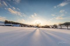 Schmallenberg-Almert im Winter 4