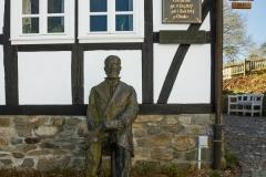 Grimme-Denkmal in Rosendorf Assinghausen