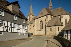 Pfarrkirche St.Katharina in Assinghausen