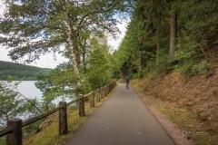 Radweg am Listersee 1