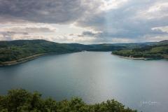Aussicht vom Biggeblick auf den See 2