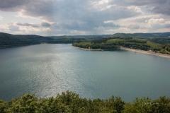 Aussicht vom Biggeblick auf den See 5