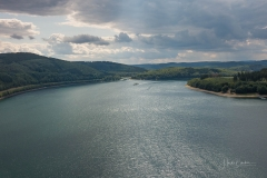Aussicht vom Biggeblick auf den See 6