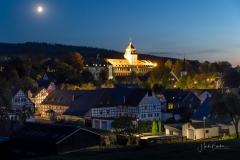 Grafschaft-am-Abend