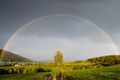 Regenbogen über Grafschaft 2