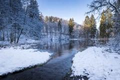 Winter am Mühlenteich 03
