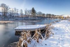 Winter am Mühlenteich 10