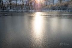 Winter am Mühlenteich 13