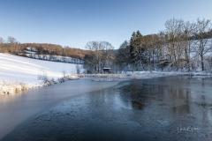 Winter am Mühlenteich 14
