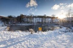 Winter am Mühlenteich 16
