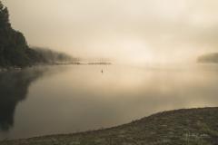 Berghauser Bucht am Morgen 1