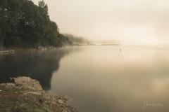 Berghauser Bucht am Morgen 2