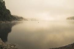 Berghauser Bucht am Morgen 3