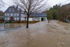 Lenne-Hochwasser
