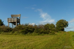 Stuhl mit Aussichtsplattform am Sauerland Höhenflug 7