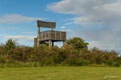 Stuhl mit Aussichtsplattform am Sauerland Höhenflug 9