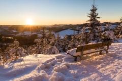 Kahler Asten-Steig Winter 10