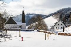 Lengenbeck im Winter 09