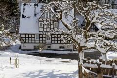 Lengenbeck im Winter 17