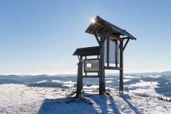 Niedersfelder Hochheide Winter 07