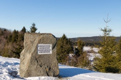 Niedersfelder Hochheide Winter 09