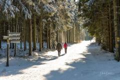 Niedersfelder Hochheide Winter 17