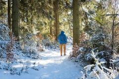 Niedersfelder Hochheide Winter 21