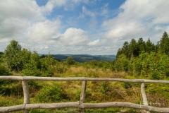Aussicht von der Niedersfelder Hochheide