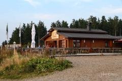 Hochheidehütte in Niedersfeld