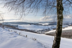 Oberhenneborn im Winter 16