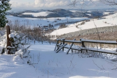 Oberhenneborn im Winter 18