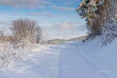 Oberhenneborn im Winter 19